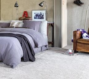 Eleganter Teppichboden