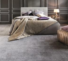Luxuriöser Teppichboden