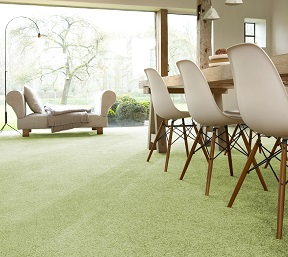 Moderner Teppichboden