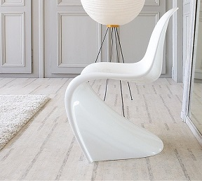 Kork Fertigparkett im modernen Design